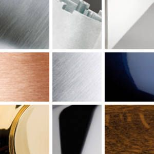 Kreeb manufactures tools for the surface treatment of steel, stainless steel, V2A, V4A, Brass, Aluminium, Alloy, Zinc diecasting, Plastics, Acrylic glass, PMMA, Lacquer, Gold, Silver, Platin, Titanium, Chrome, Wood